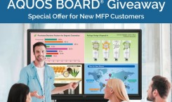AQUOS BOARD®  Giveaway